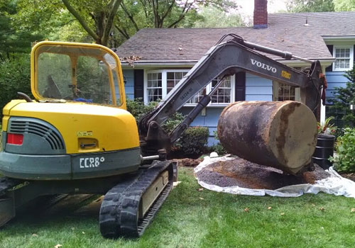 Affordable Oil Tanks - Economical heating oil tank removal services New Jersey